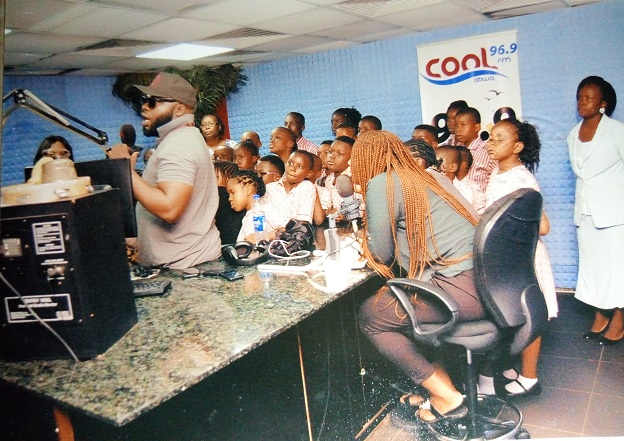 A Visit to Cool FM